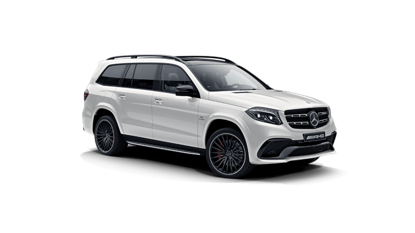 Mercedes GLS klass