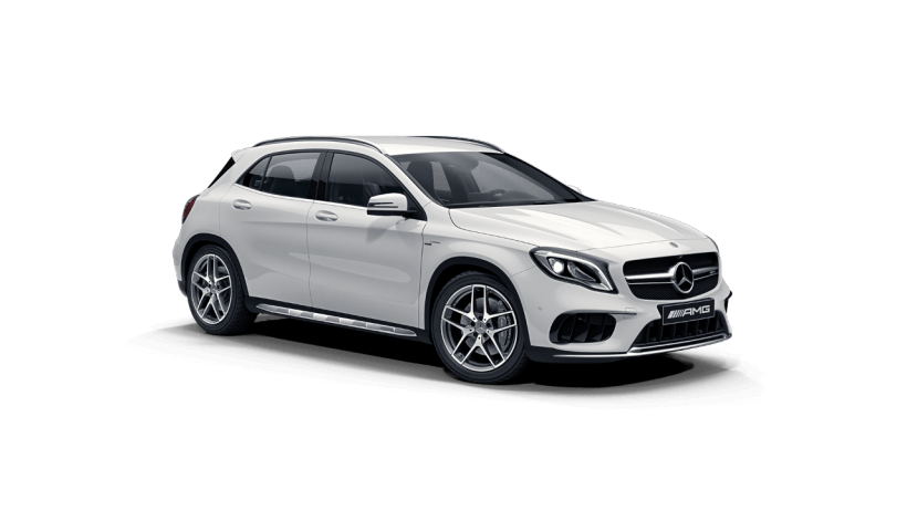 Mercedes GLA klass