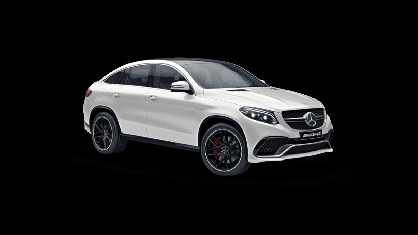 Mercedes GLE klass (Coupe)