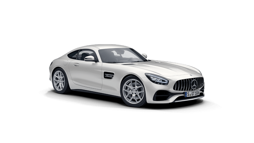Mercedes GT klass (Coupe)