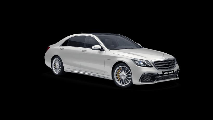 Mercedes S klass (Sedan)