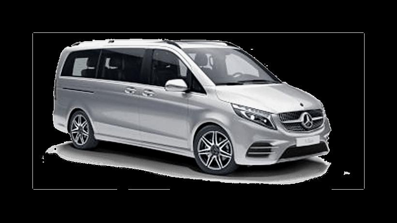 Mercedes V klass