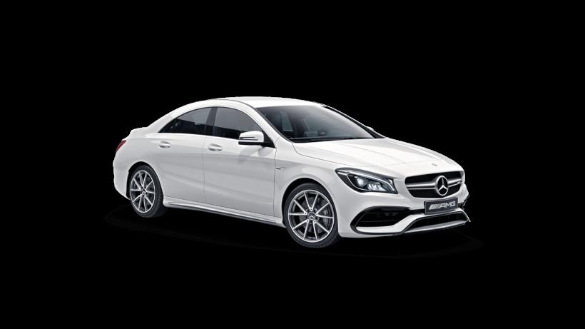 mercedes CLA klass (Coupe)