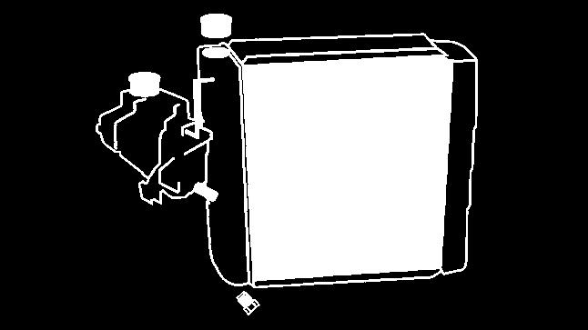radiator mercedes